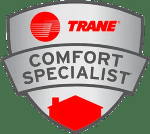 Trane Comfort Specialist Logo.